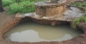 Community source of drinking water for project community in Northern Region