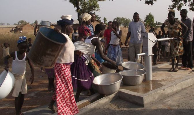 DfID water pump 1