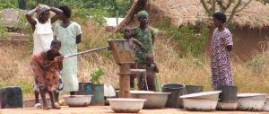 Water pump, Sibi Hilltop