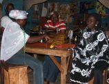 Visiting seamstress trainees, Yendi
