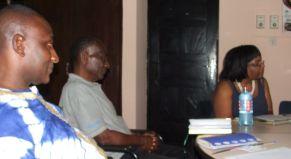 visit to FoE-Ghana