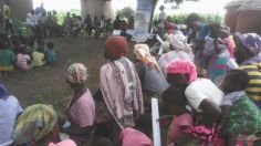 Community durbar on rights to water and sanitation, Northern region